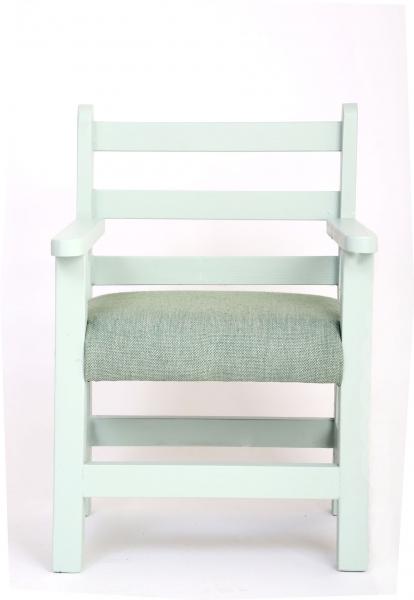Groene stoeltje